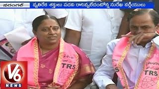 V6 - Why Konda Surekha could not become a Minister ?