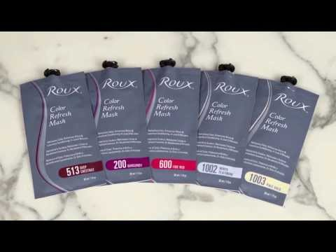 Roux Technical Color Refresh Mask with Charlie Price
