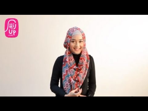 Hijab Style Tutorial 20 by HijUp.com