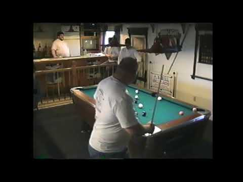 N. T. Pool Tournament part two 3-16-02