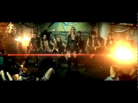Britney Spears - Till The World Ends (Alex Suarez Club Mix Music Video)