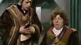 Every Jelly Baby Scene Doctor Who