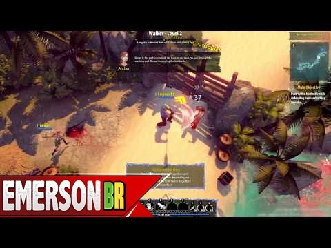 Gameplay Dead island: Epidemic Closed Beta [PT-BR]
