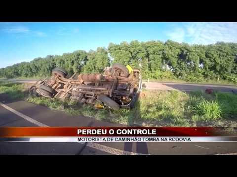 09/05/2019 - Motorista perde a vida em acidente registrado na Rodovia Faria Lima em Barretos