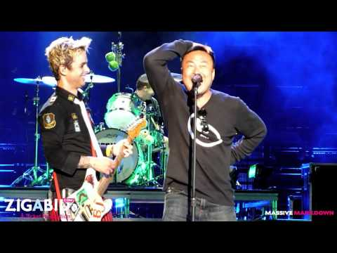 FUNNY DRUNK ASIAN FAIL at Green Day Concert!!!