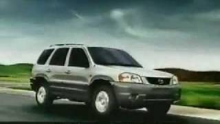 Mazda Tribute TV Ad Zoom-Zoom Commercial