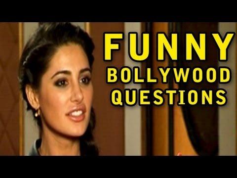 Madras Cafe | Nargis Fakhri's questions for Salman Khan, Ranbir Kapoor, Shahrukh Khan & John Abraham