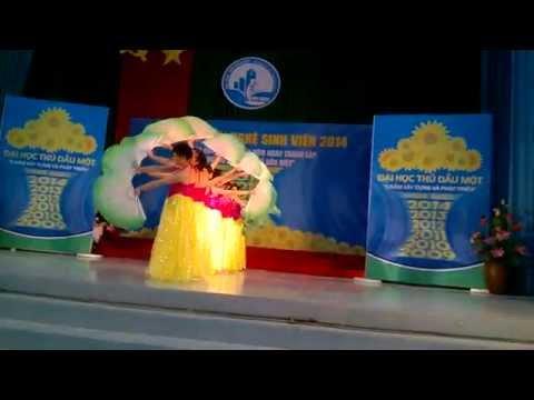 Múa: Nét Việt. Biên đạo: Tuấn Kiệt. Đạo diễn: Tiến Vũ. Biểu diễn: Nhóm D11NV01-TDM