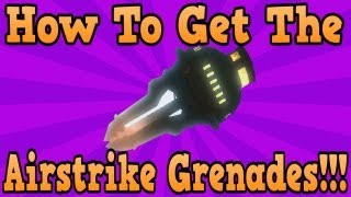 """Black Ops 2 Origins"" How To Get Airstrike Grenades (Epic"