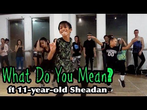 AMAZING 11 Y/O Boy Dancing to