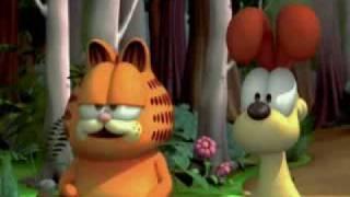 A Festa Do Garfield [2009] Trailer Dublado
