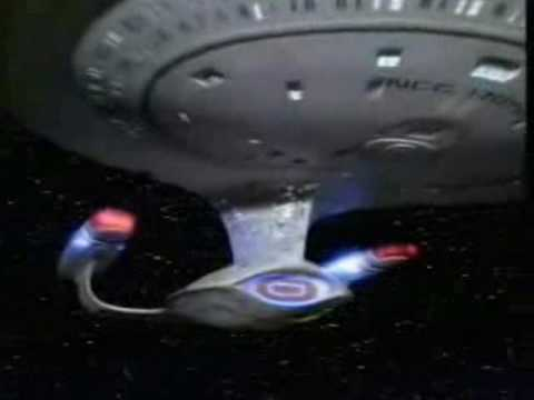 Channel Threee News- Star Trek: The Next Generation Intro