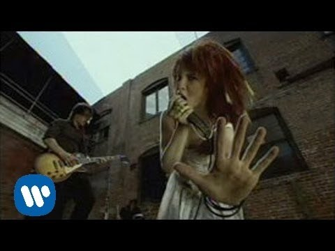 Paramore: Emergency [OFFICIAL VIDEO], © WMG 2006. Paramore's video for 'Emergency' from their album, All We Know Is Falling - in stores now on Fueled By Ramen. Visit http://paramore.net for more!