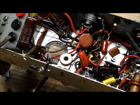 Raytheon GM114B Marine Radio. Pt. 3. Restuffing The Main Electrolytic & Buttoning Up.