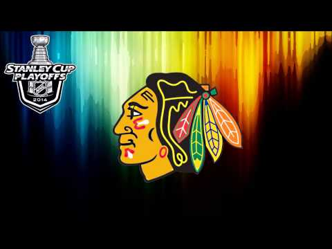 Chicago Blackhawks 2014 Stanley Cup Playoffs Goal Horn