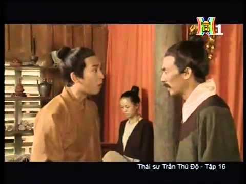 Phim truyện Thái sư Trần Thủ Độ Phim VN   tập 16