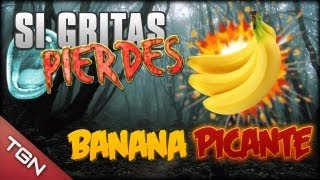 "BANANA PICANTE - ""SI GRITAS PIERDES"" (The Halloween)"