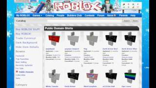 ROBLOX Tutorials: How To Get Free Stuff On Roblox