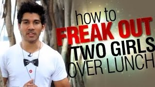 Cool Magic Tricks: Learn How To Freak Out Two Girls Over