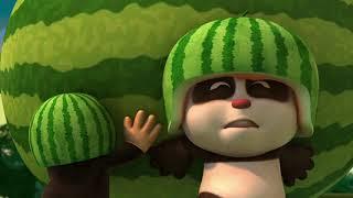 Krtek a Panda 11 - Velký meloun