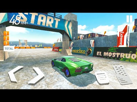 Car Races Stunts and Jumps | Gameplay Android