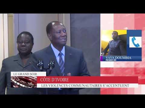 présidentielle 2020: La Côte d'Ivoire plonge t-elle dans un véritable bourbier ?
