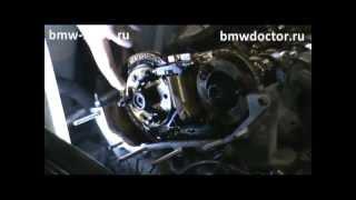 Регулировка фаз газораспределения на двигателях M52, M54