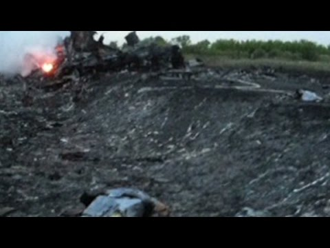 Journalist: 'Bodies turned inside out' at MH17 crash site