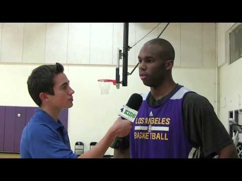 Jodie Meeks LA Lakers