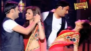 Drashti Dhami SPECIAL DANCE With Kapil On Comedy Nights