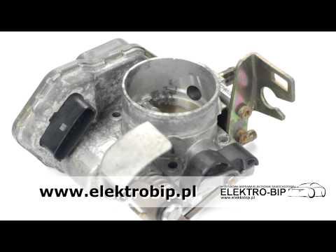 Usterki Sterownik silnika - Błąd Pedału gazu i przepustnicy Opel astra vectra zafira meriva 1.4 1.6