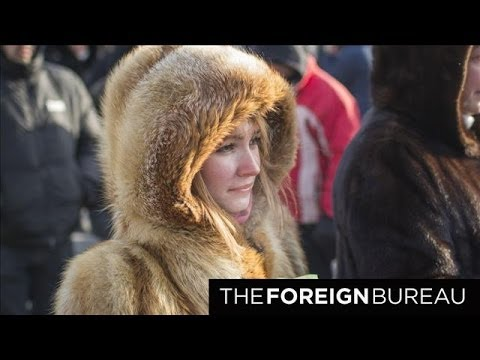 Ukraine Unrest and More on The Foreign Bureau