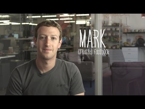 Hour of Code - Mark Zuckerburg teaches Repeat Loops