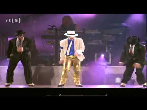 Michael Jackson Smooth Criminal LIVE Munich HD trad. FR + PT