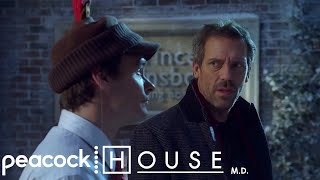 House Performs A Christmas Miracle | House M.D.