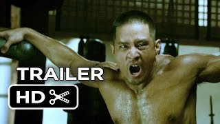 The Wrath Of Vajra Official Trailer 1 (2014) Martial