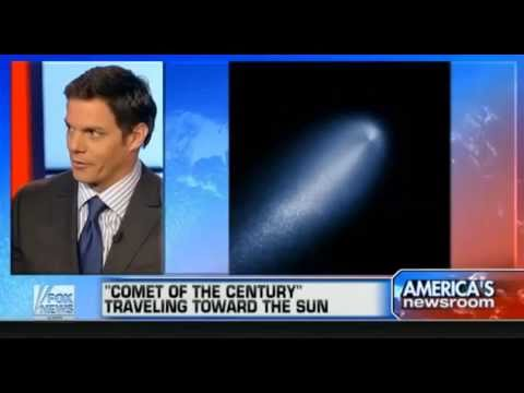 FOX NEWS: ASTRONOMERS GEARING UP FOR C/2012 S1 (ISON)