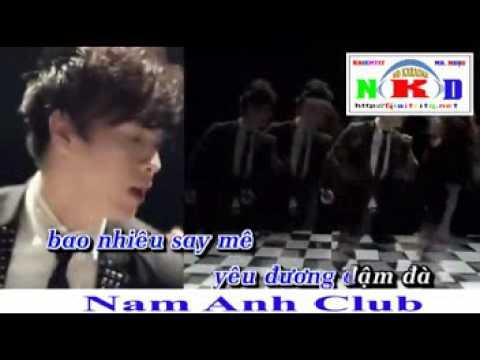 Con Bướm Xuân   Hồ Quang Hiếu Karaoke   YouTube