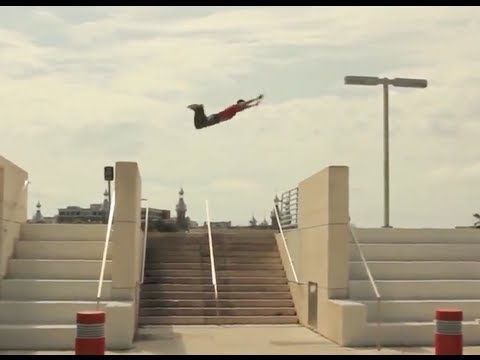 Just Move - Parkour and Freerunning