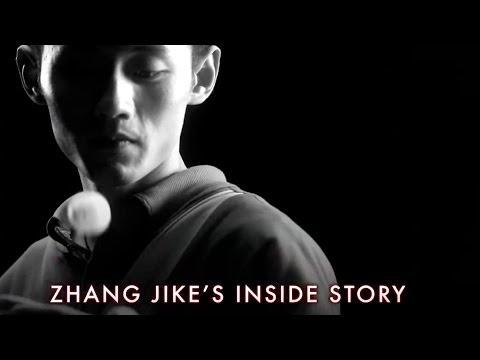 Zhang Jike's Inside Story