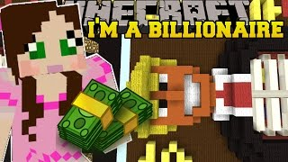 Minecraft: I'M A BILLIONAIRE!!!! - SURGEON SIMULATOR - Mini-Game [5]