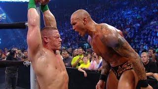 """John Cena vs. Randy Orton - """"I Quit"""" WWE Title Match: WWE Breaking Point 2009 on WWE Network"""