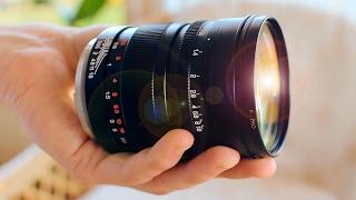 Mitakon 50mm f/0.95 Pro review + Short film (a7s)