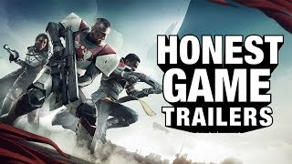 DESTINY 2 (Honest Game Trailers)