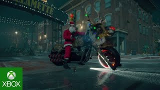 Dead Rising 4 - Stocking Stuffer Holiday DLC Trailer