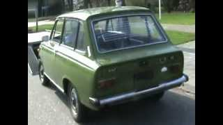 DAF 46 coming home
