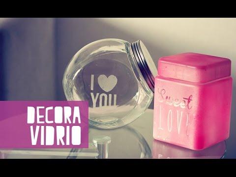 Videos frascos decorados videos - Frascos de vidrio decorados ...