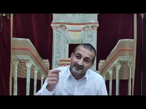 L'épreuve t'aide à grandir… pour l elevation de l ame de Yossef ben Hanna et Eliyaou Zal
