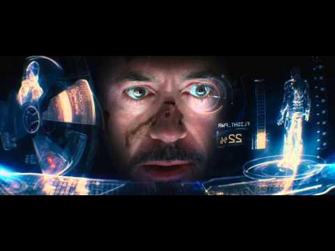 Iron Man 3 - Film Clip - Malibu Mansion  Attack | Official HD