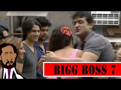 Bigg Boss 7 19th September 2013 Full Episode Ratan & Pratyusha CATFIGHT